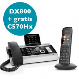 DX800A + C570Hx bundel actie