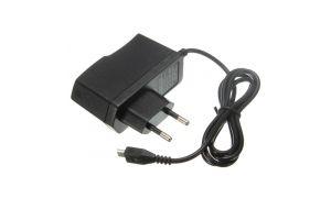 5v 1A power supply (micro USB)