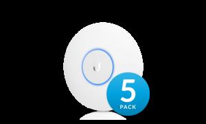 UniFI AP, AC LITE 5-Pack