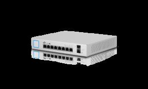 UniFi Switch, 8-Port, 150W