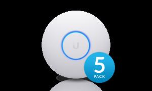 UniFi AP, AC nanoHD 5-Pack