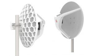 Wireless Wire Dish pair