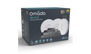 Omada WiFi 6 Starter Pack