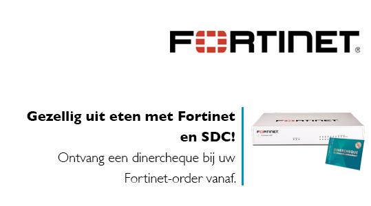 Fortinet Dinercheque