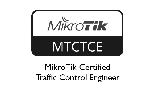 MTCTCE MikroTik Certified Traffic Control Engineer