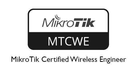 MTCWE MikroTik Certified Wireless Engineer